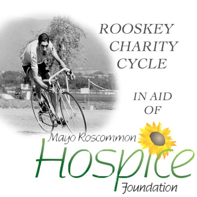 charity cycle for mayo Roscommon Hospice