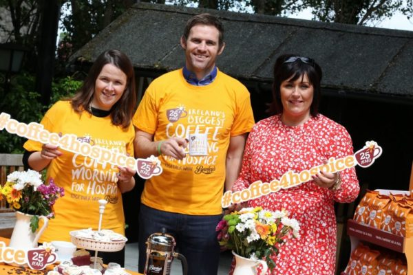 Mayyo Roscommon Hospice Coffee Morning Fundraiser
