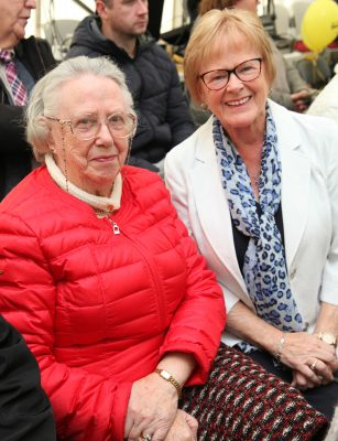Mary McConnell and Margo O'Shea (Ballinrobe).