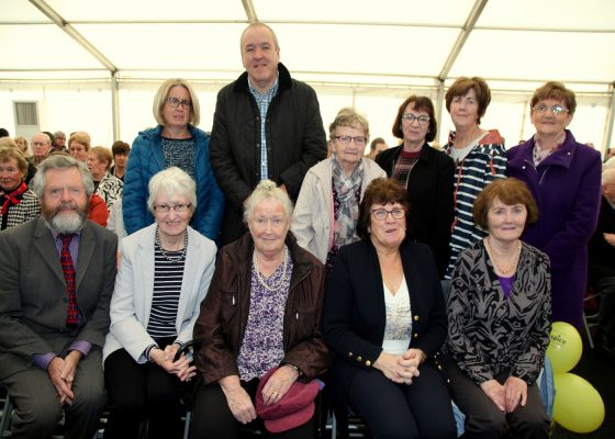 Louisburgh Hospice Support Group members. Pic:Trish Forde.