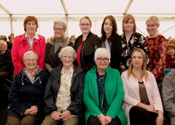 Ballyhaunis Hospice Support Group members.