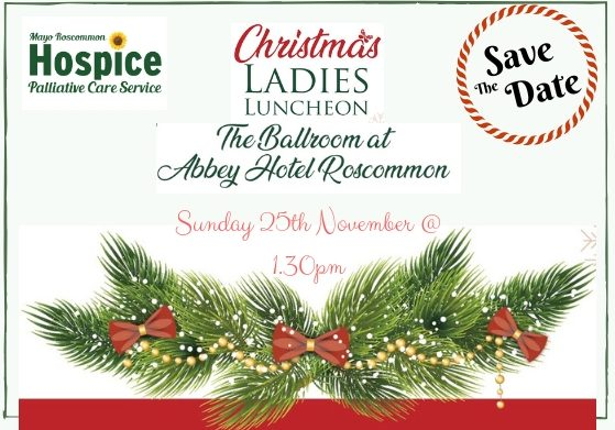 Christmas Ladies Lunch Roscommon