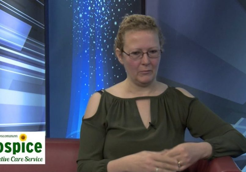 Gaynor French - her palliative care story