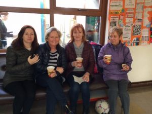 parents from Culleens NS Coffee Morning Sept 17